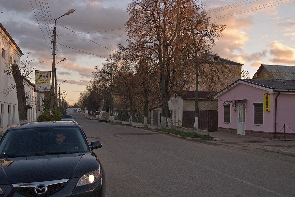 Боровск. Улица Володарского