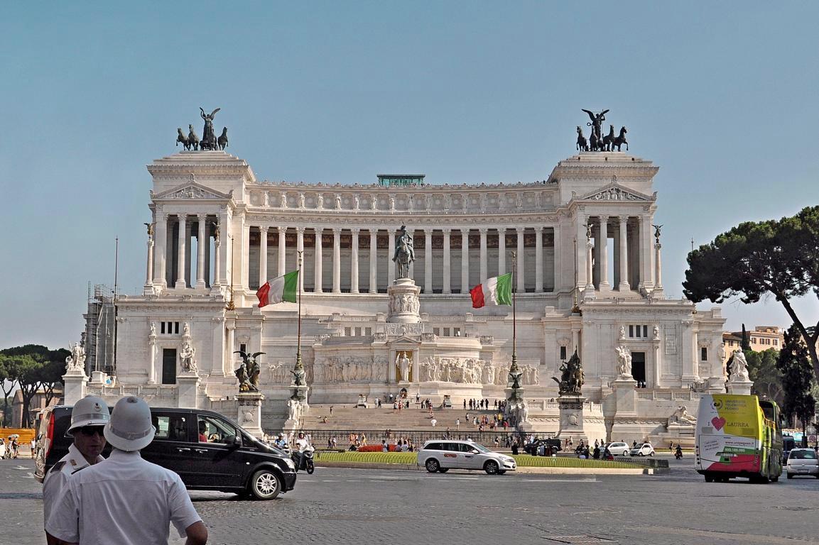 Рим, Ватикан. Автор фото: Валерий Афанасьев