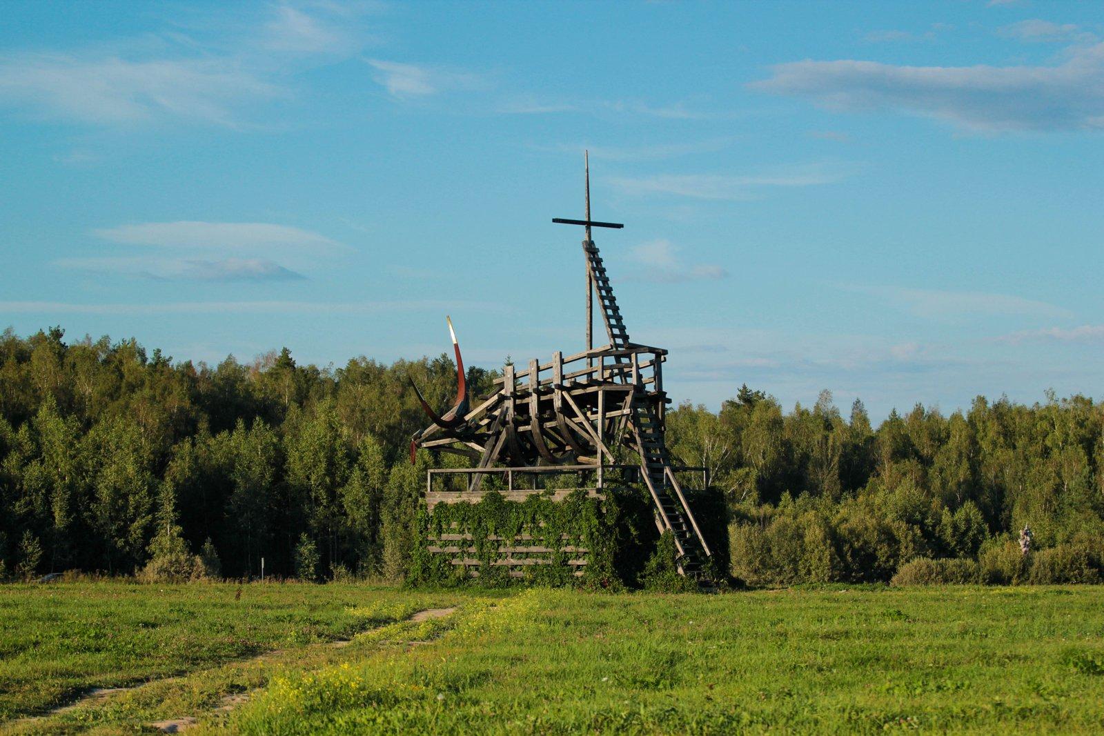 Архстояние-2012. Автор фото: Юлия Свиткова