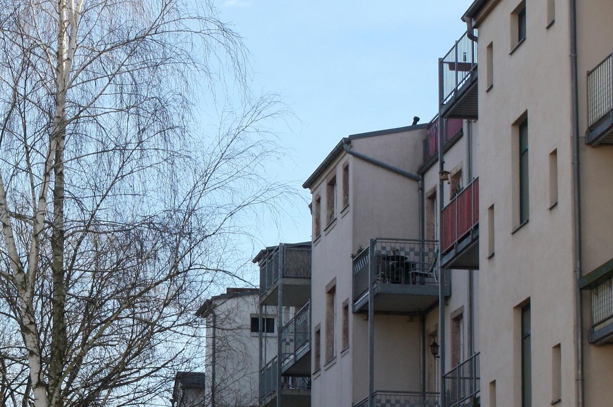 Наш балкон. Автор фото: Йохан Метте