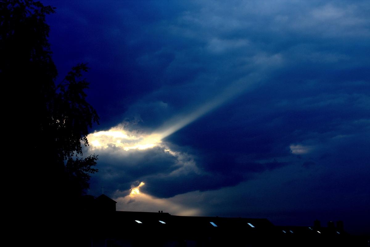 Небесные фонари. Автор фото: Йохан Метте