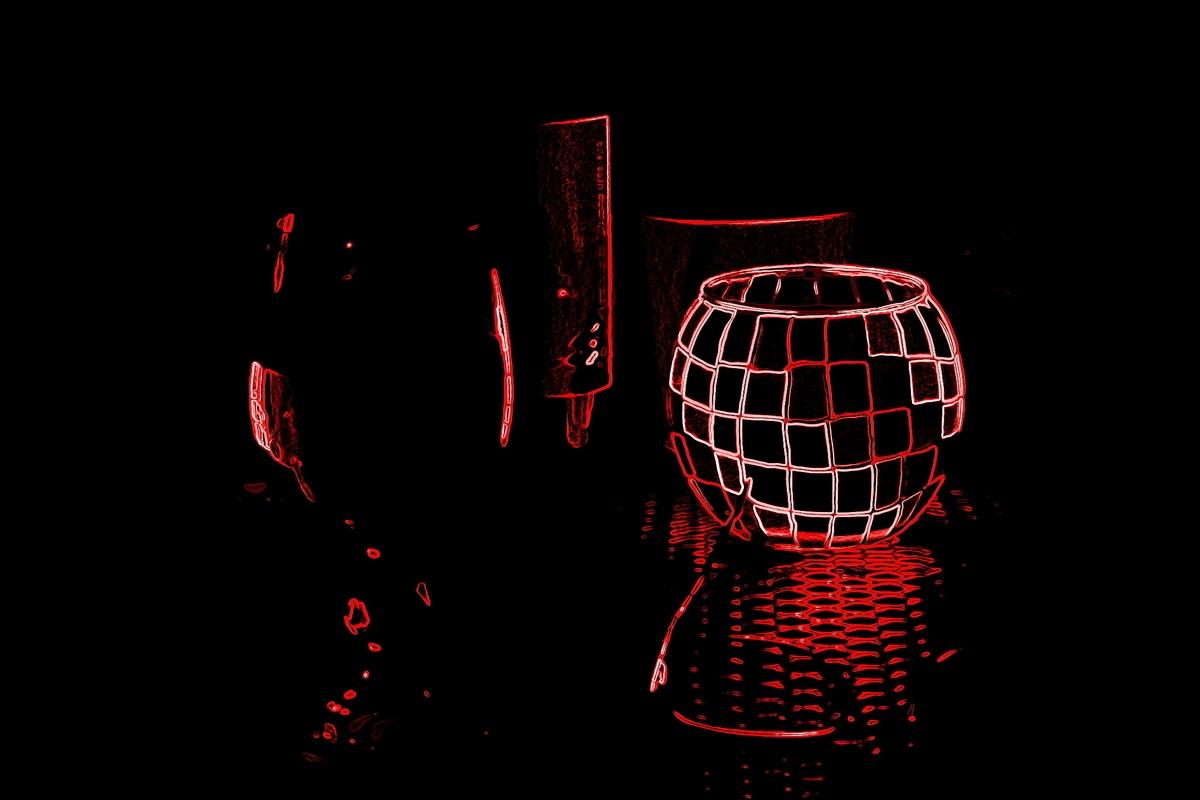 Ночной натюрморт. Автор фото: Йохан Метте