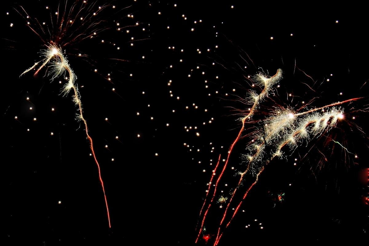 Фейерверк. С Новым Годом!. Автор фото: Йохан Метте