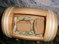 Бондарная хлебница
