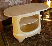 Бондарный стол-тумба