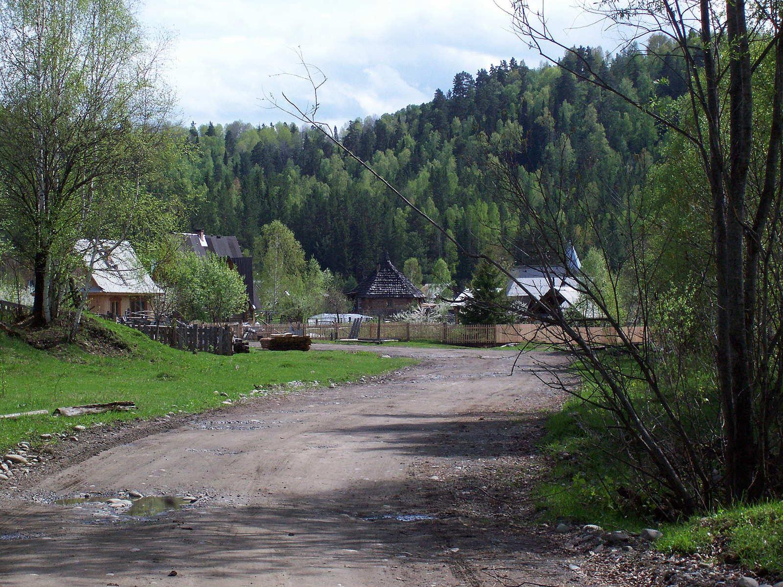 Посёлок Жаровск. Автор фото: Кром Игорь