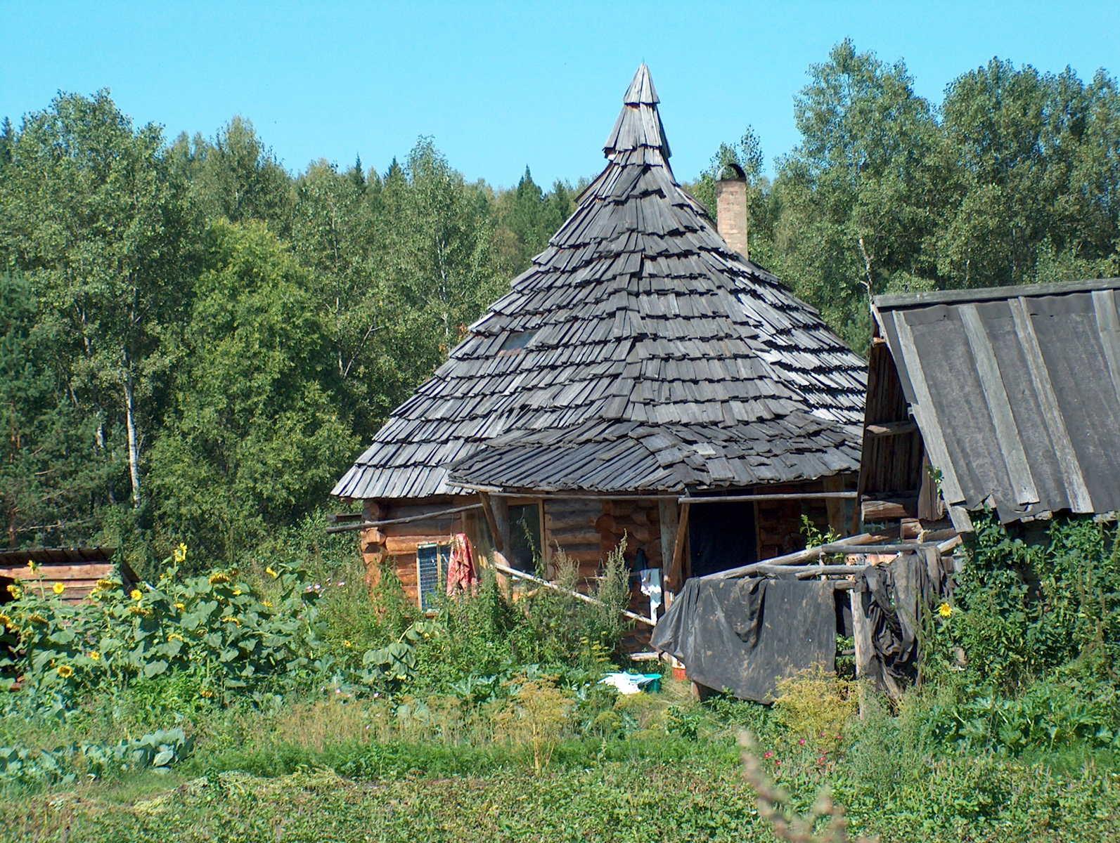 Посёлок Жаровск. Автор фото: Сергей Волков