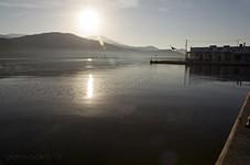 Argostoli. Утро.