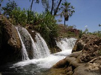 Водопады Indarri