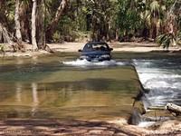 Переправа через Louie Creek