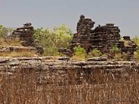 Слоистые скалы NP Kakadu