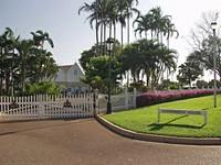 Дарвин. Government House.