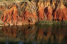 Берег Бокситового озера