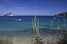 Limni Keriou. Черепаший остров.