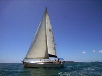 На пути к Whitsunday Island
