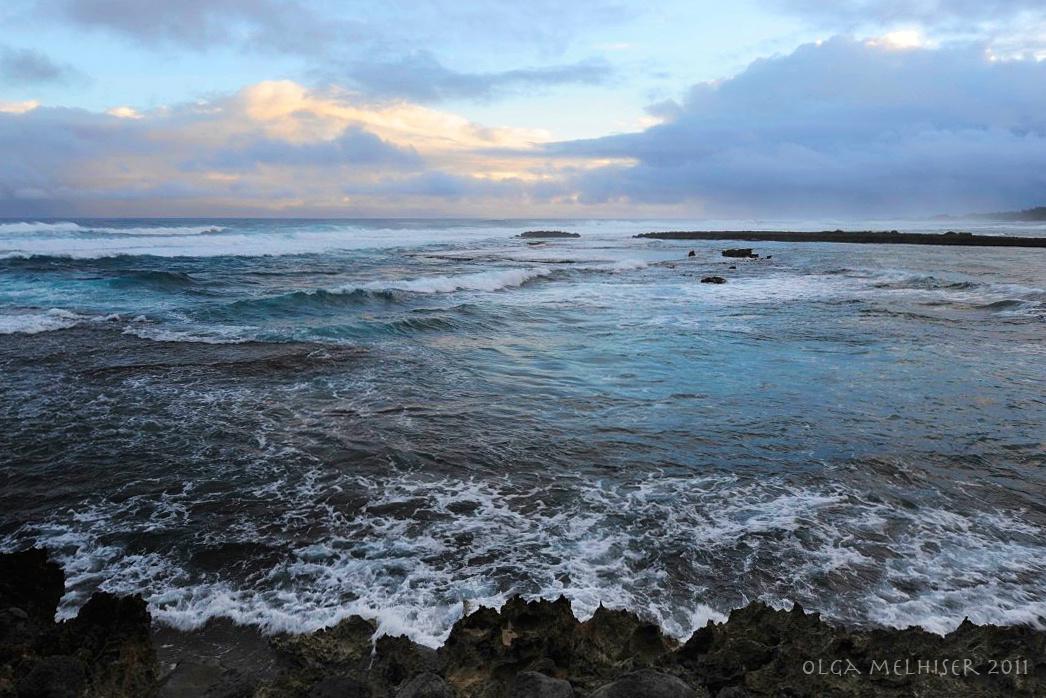 Остров Оаху, Гавайи. Автор фото: Ольга Мелхайзер
