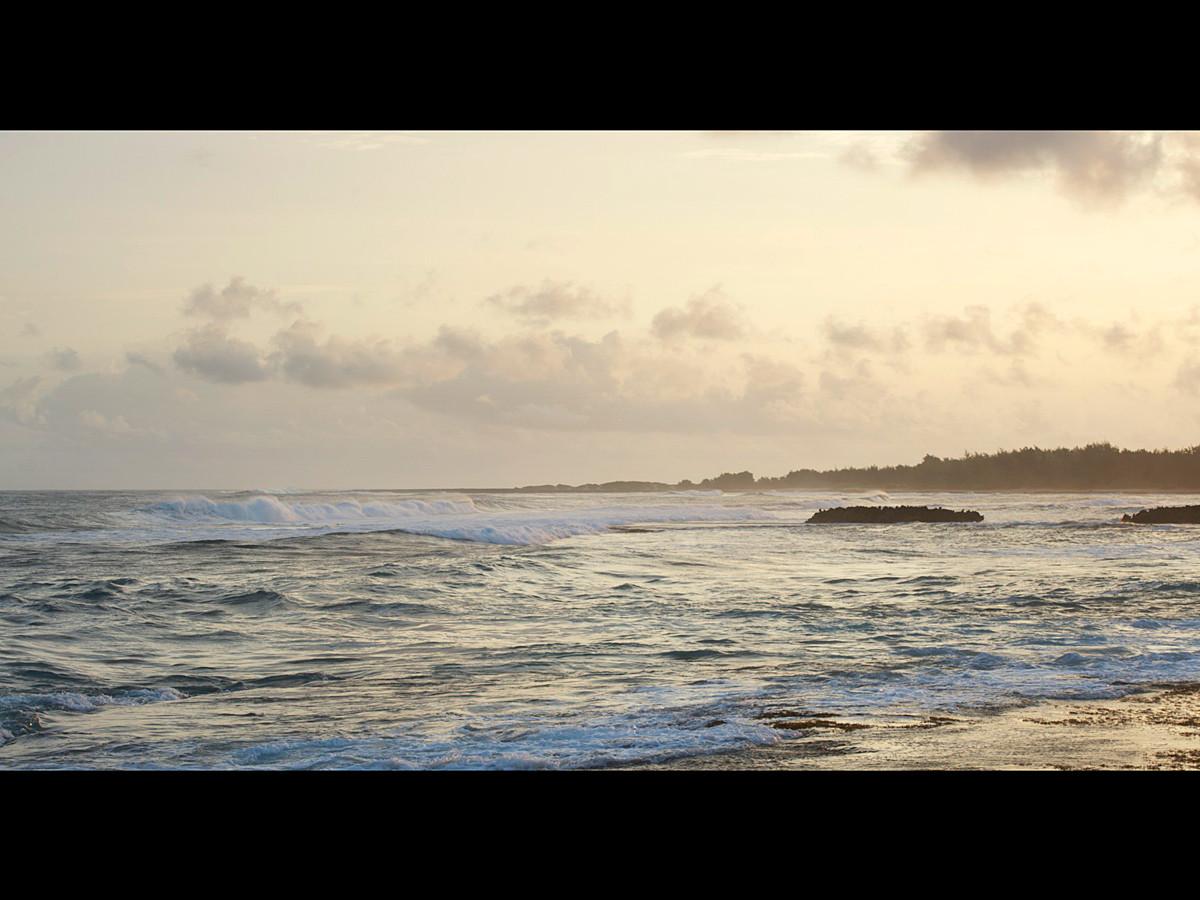 Восход на Оаху. Автор фото: Ольга Мелхайзер