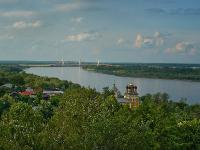 Муром. Николо-набережная церковь. Автор фото: Юрий Семенов