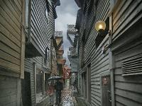 Домики Норвегии