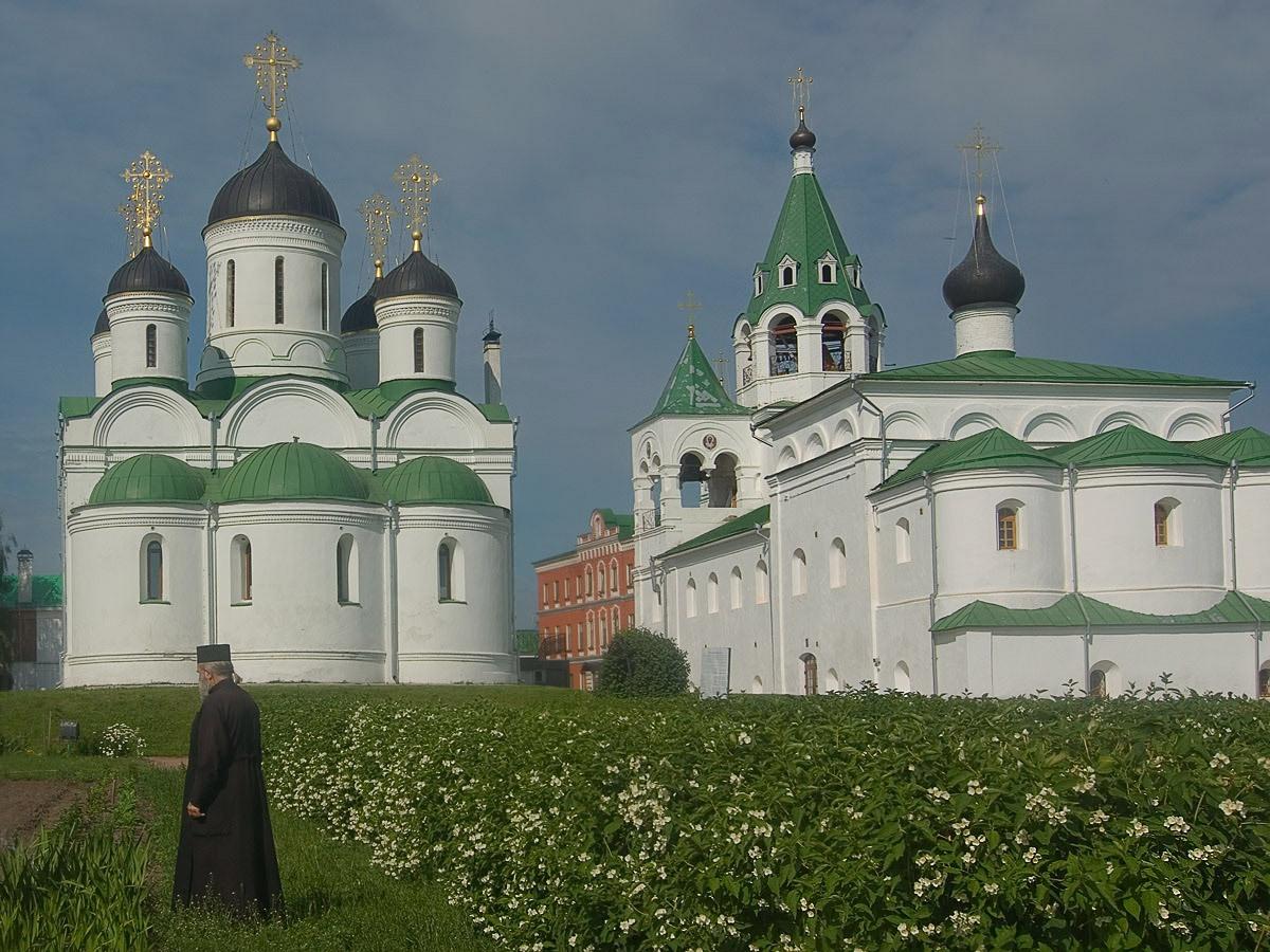 Муром. Спасо-Преображенский мужской монастырь. Автор фото: Юрий Семенов