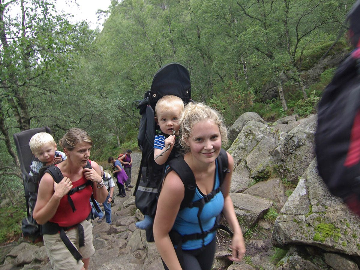 В горах Норвегии 4. Автор фото: Юрий Семенов