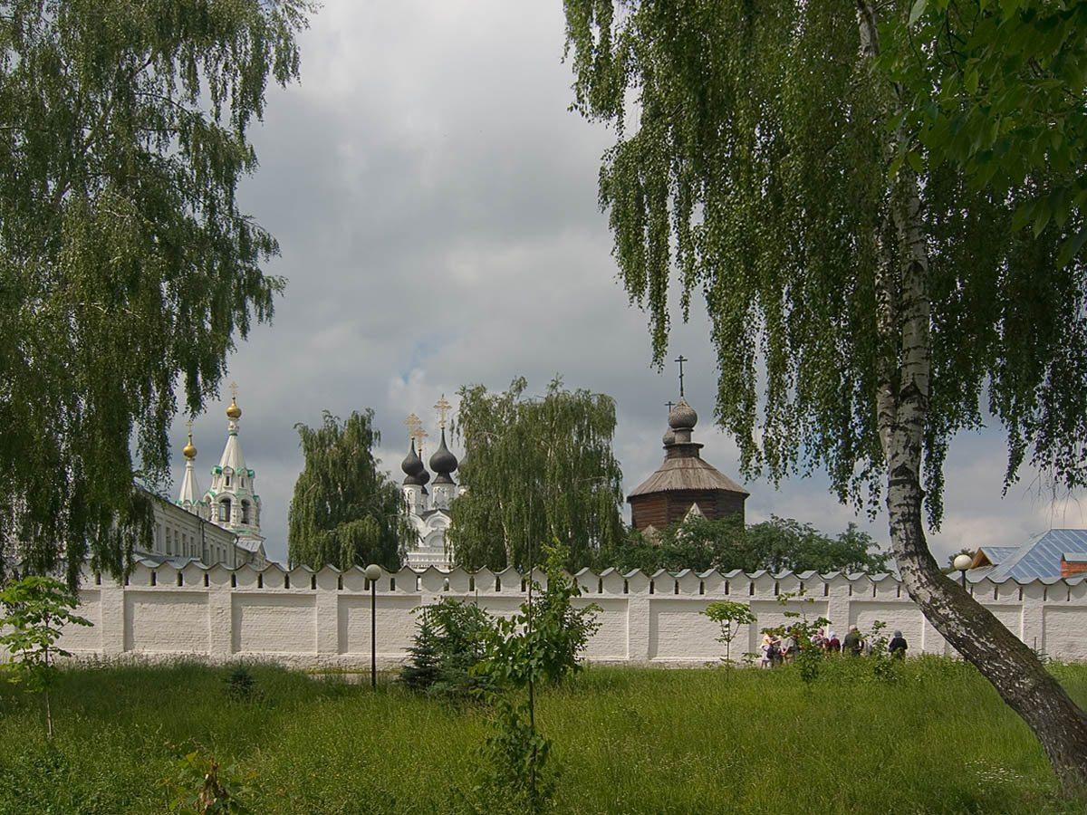 Муром. Троицкий женский монастырь. Автор фото: Юрий Семенов