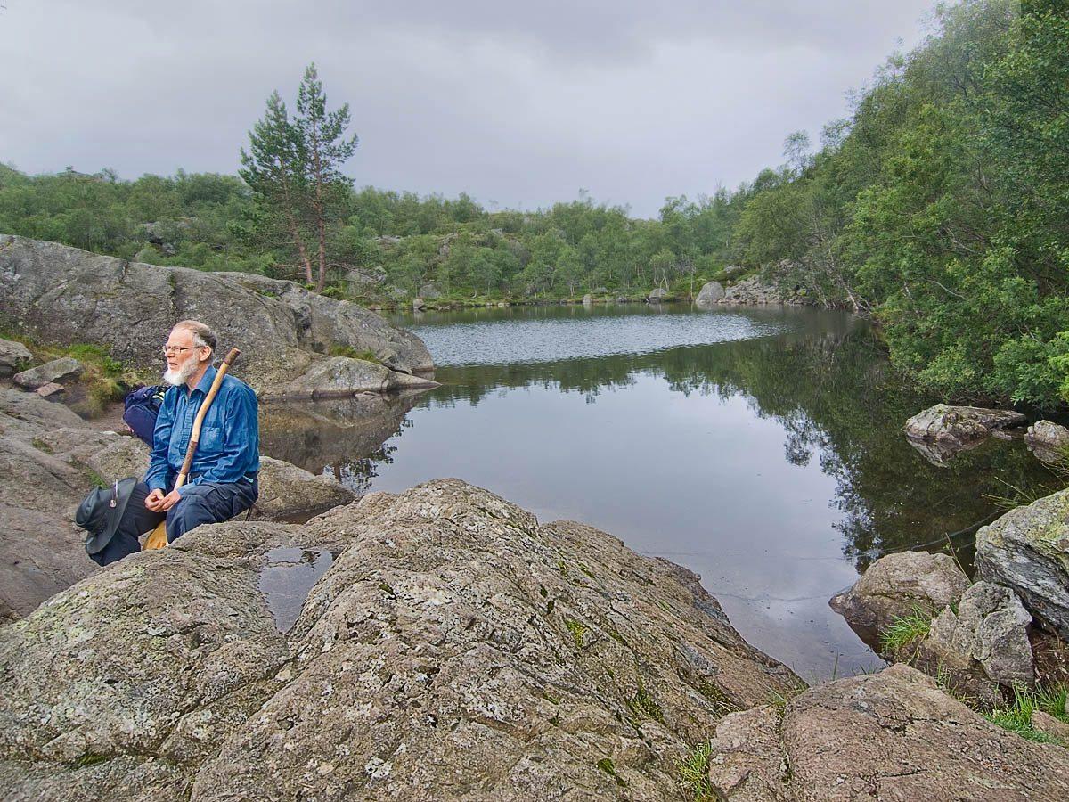В горах Норвегии 5. Автор фото: Юрий Семенов