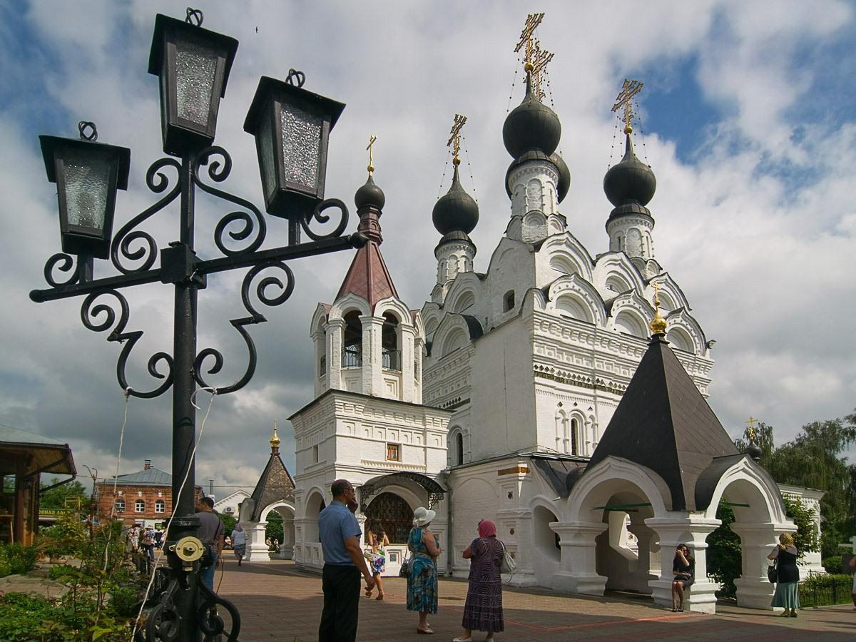 Муром. Главный собор Троицкого монастыря. Автор фото: Юрий Семенов