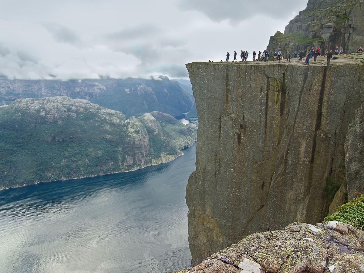 В горах Норвегии 6. Автор фото: Юрий Семенов