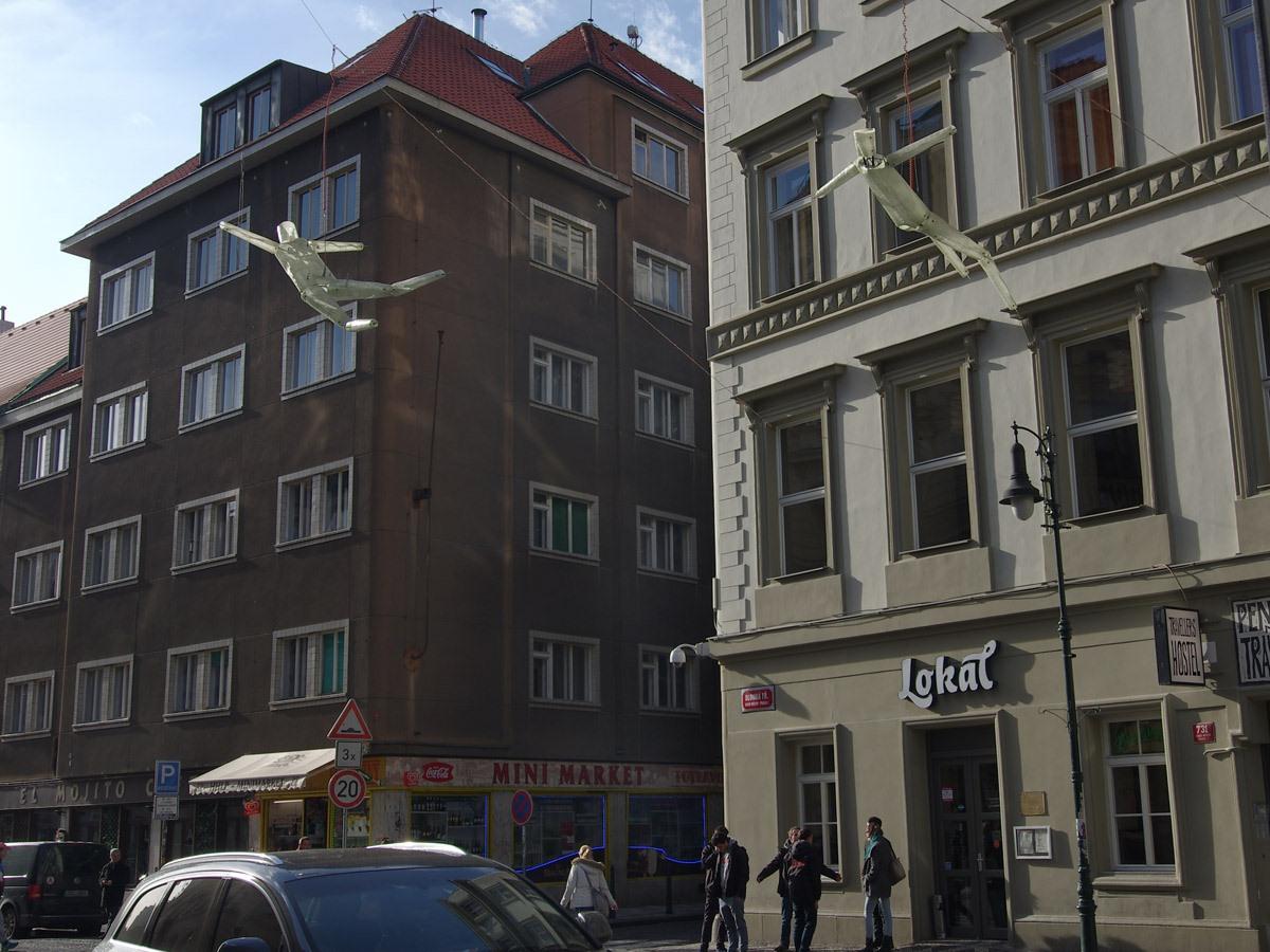 Странные памятники Праги. Автор фото: Юрий Семенов