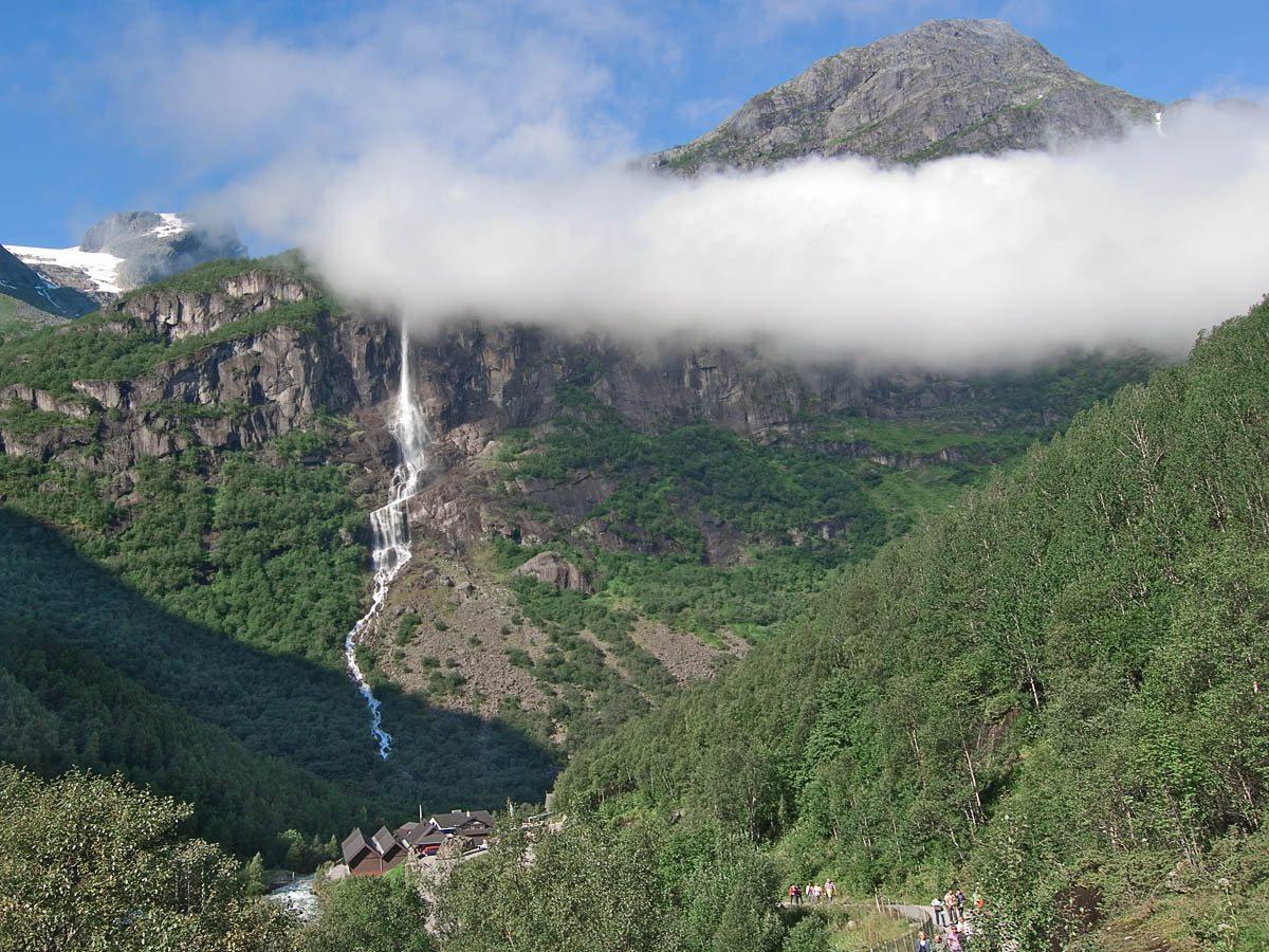 В горах Норвегии 7. Автор фото: Юрий Семенов