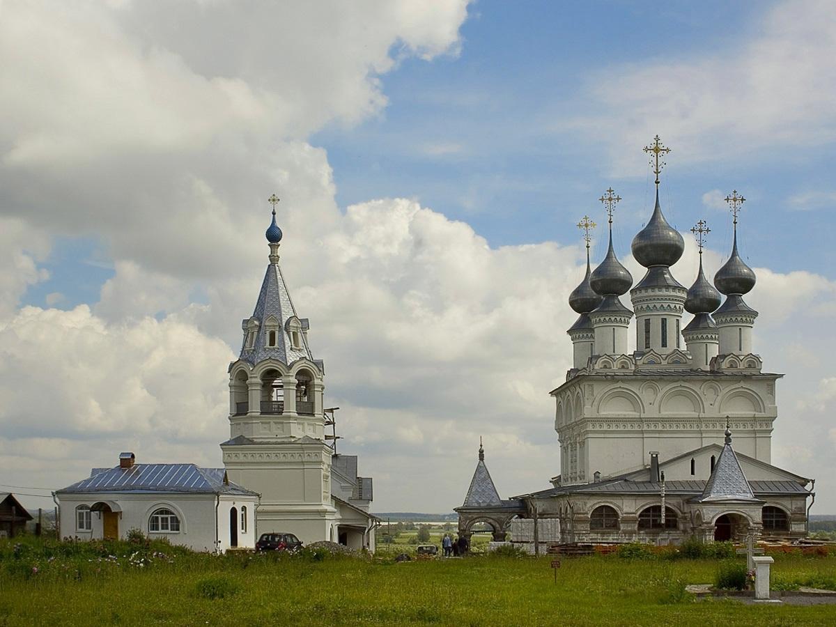 Муром. Воскресенский женский монастырь. Автор фото: Юрий Семенов