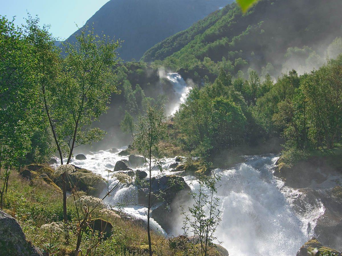 В горах Норвегии 8. Автор фото: Юрий Семенов