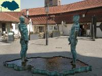 Странные памятники Праги