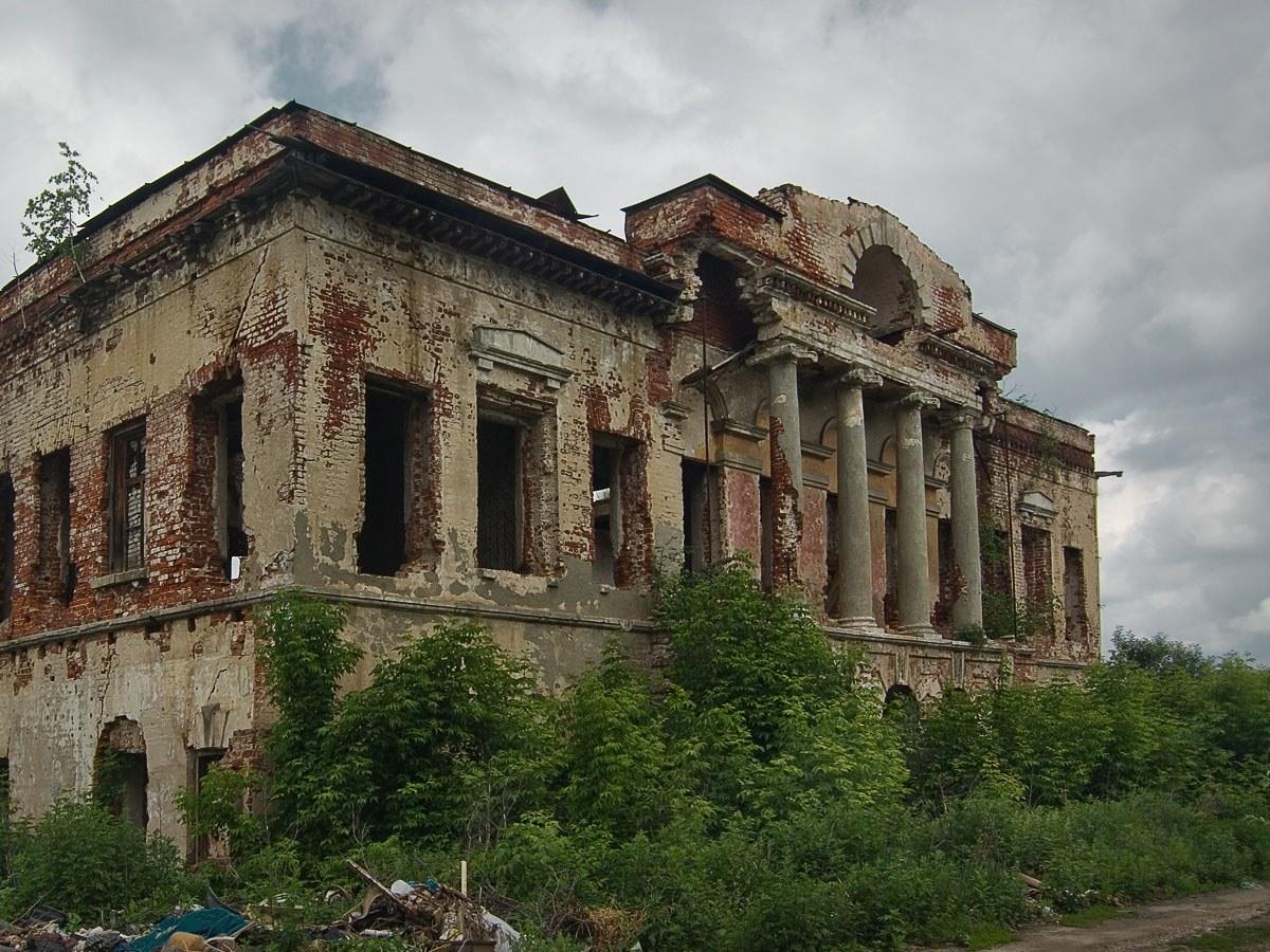 Муром. Дом Каратыгина (1837-1860г.) Автор фото: Юрий Семенов