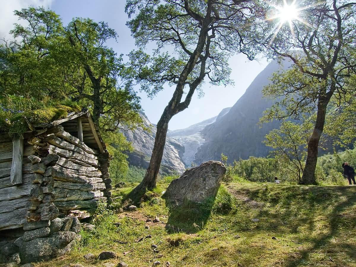 В горах Норвегии 10. Автор фото: Юрий Семенов
