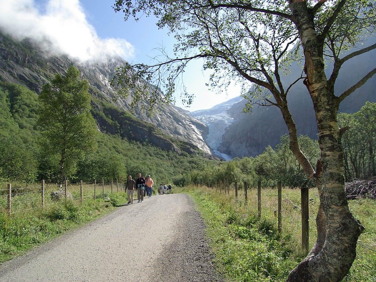 В горах норвегии 11 автор фото юрий