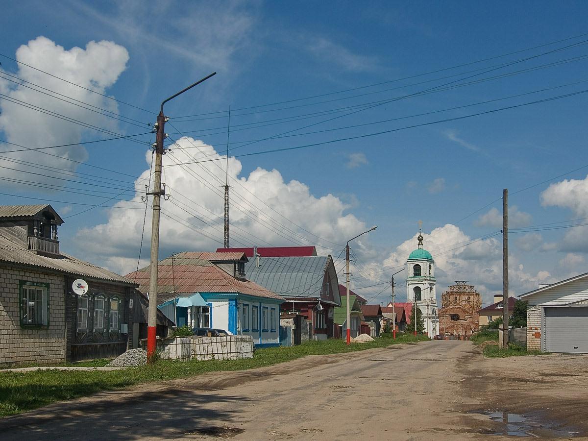 Муром. Троицкая церковь. Автор фото: Юрий Семенов