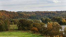 Река Ока. Автор фото: Константин Ширяев