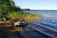 Озеро Тихмень. Автор фото: Вячеслав Степанов