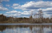 Облака идут на север.Автор фото - Светлана Байбекова (г. С-Петербург)