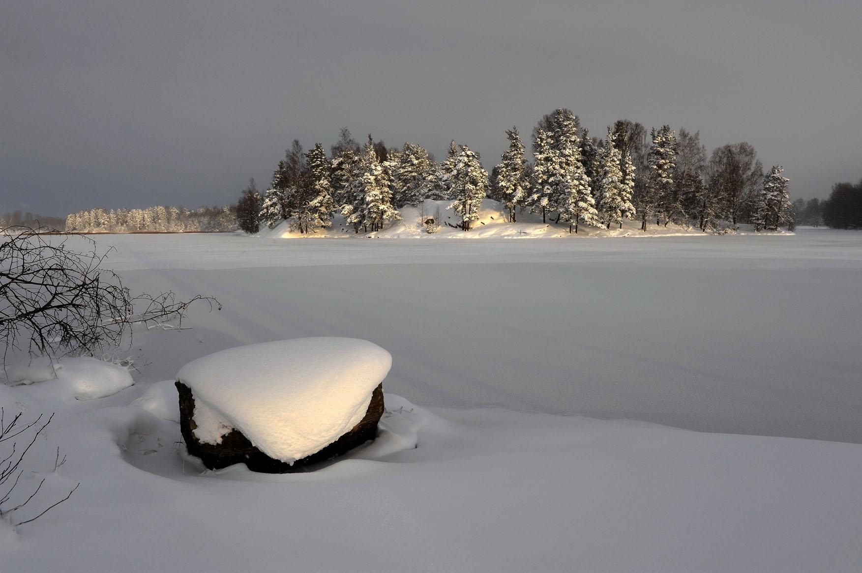И в серый день бывает луч надежды.... Автор фото: Костюкевич Сергей , г.Санкт-Петербург