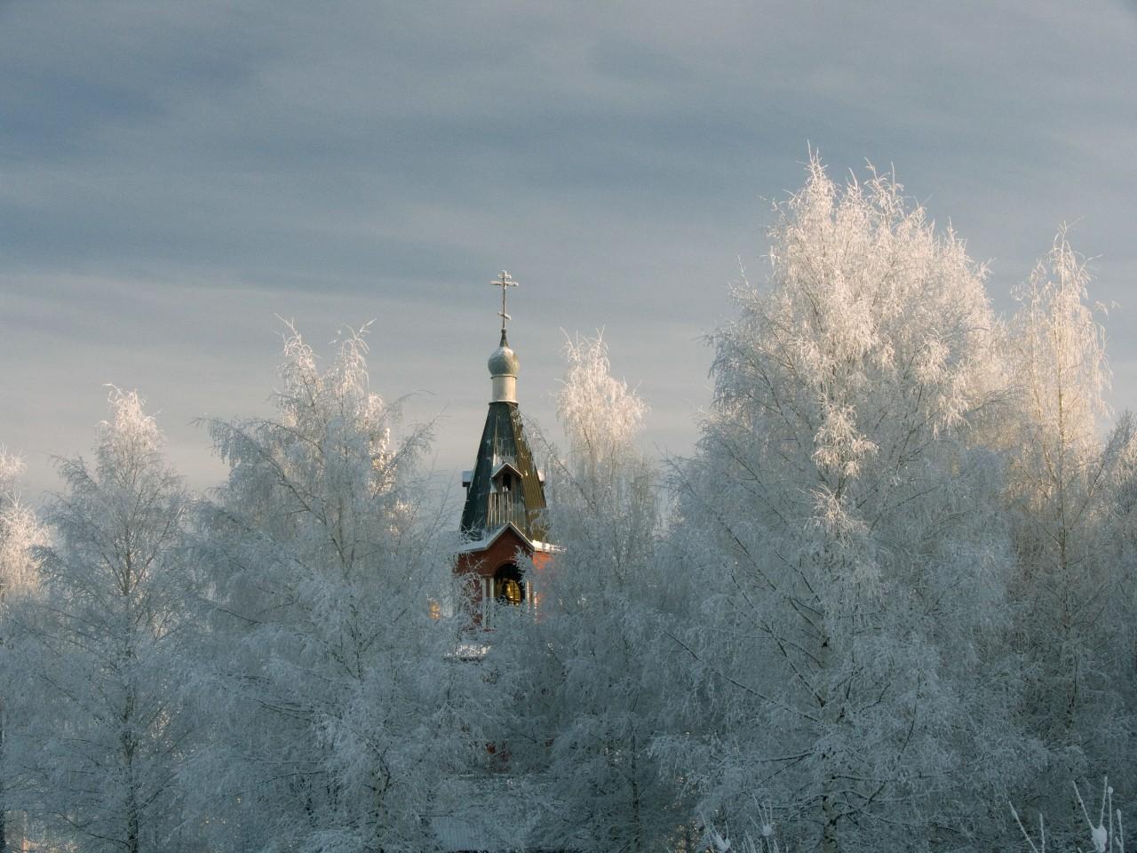 Вячеслав Степанов: Фотоконкурс Зима: пейзаж, часть 1